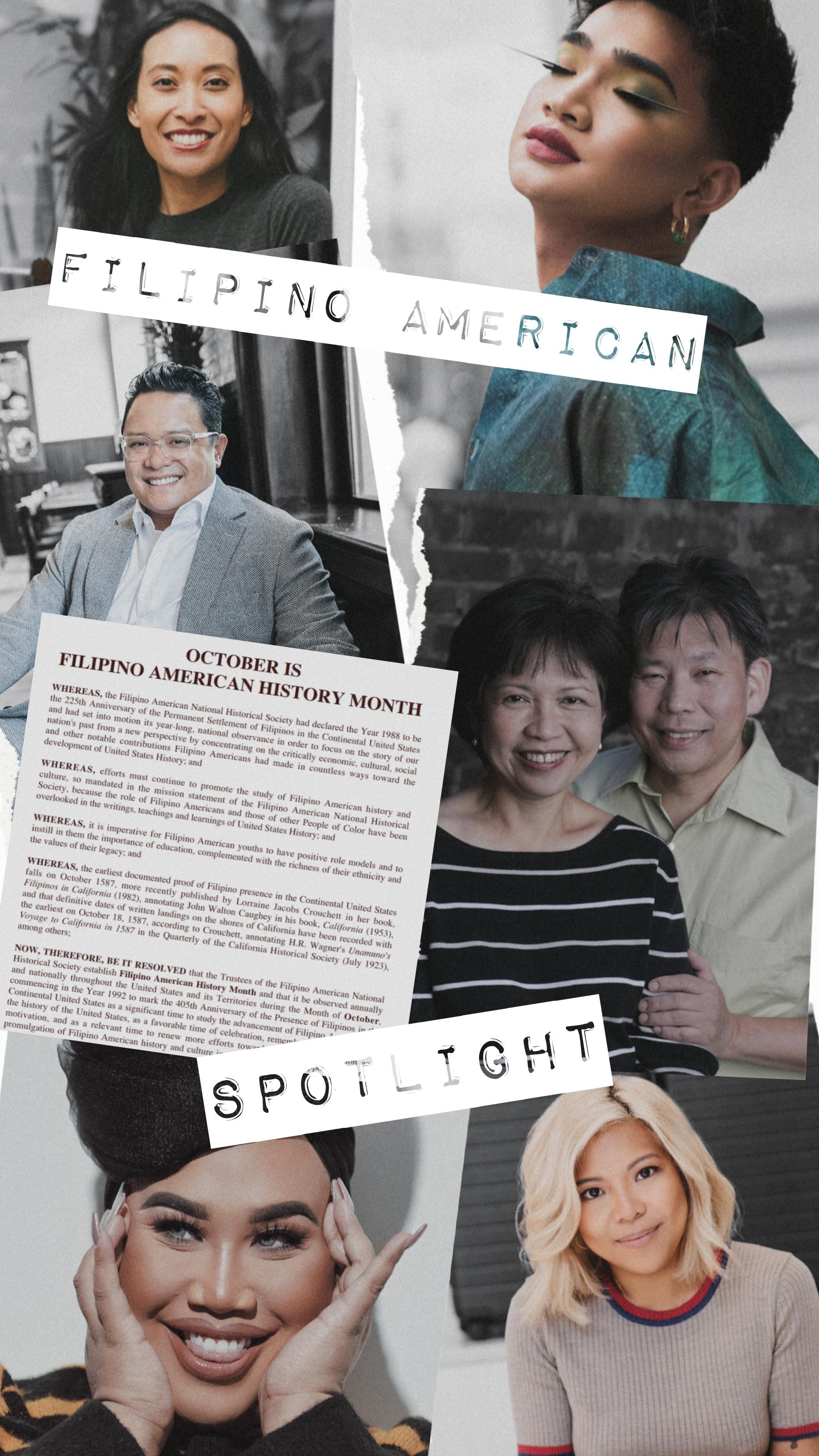 Fil-Am Spotlight – Filipino American History Month